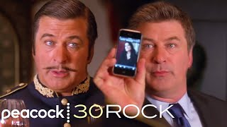 30 Rock - Jack Confronts The Generalissimo