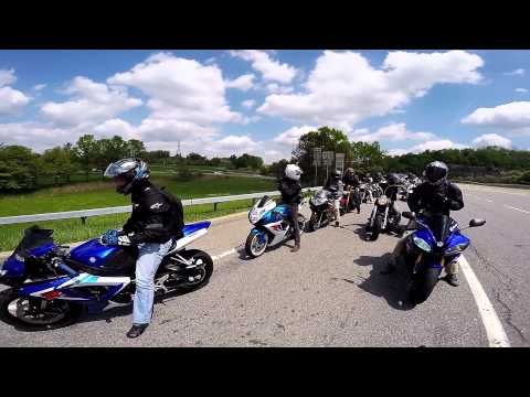 40+ Bikes CT Motorcycle Riders Annual Ride 2015