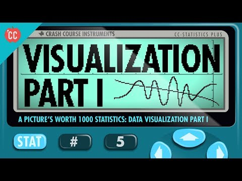 Charts Are Like Pasta - Data Visualization Part 1: Crash Course Statistics #5