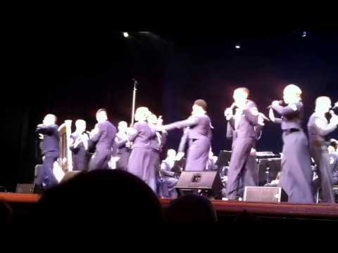 National USAF Band and Singing Sergeants @2017 Macon Cherry Blossom Festival