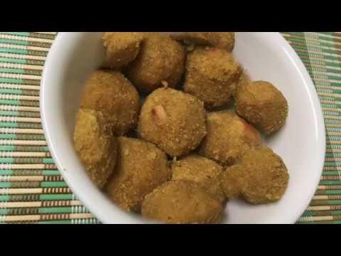 Moong dal Ladoo l Laddu | Indian Sweet Recipe | Healthy Snack | Ladoo