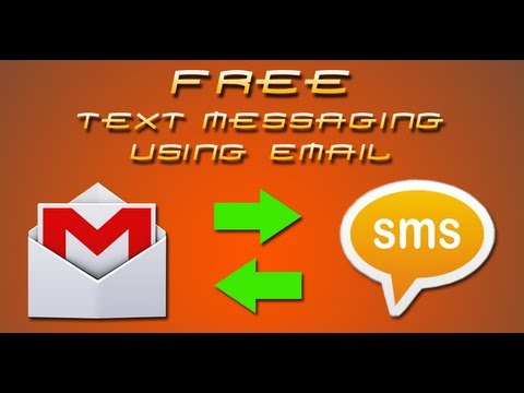How to Tech: Free Text Messaging