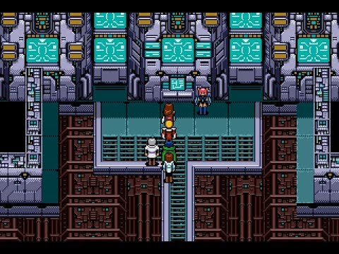 Let's Play Phantasy Star IV #11: A Gift from Ages Past