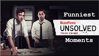 Buzzfeed Unsolved True Crime S2 - Funniest Moments