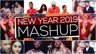New Year 2019 Hindi Party Mashup | New Hindi Songs | VOL-2 | Bharat Bass