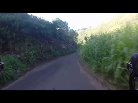 Avoiding the traffic jam in West Maui