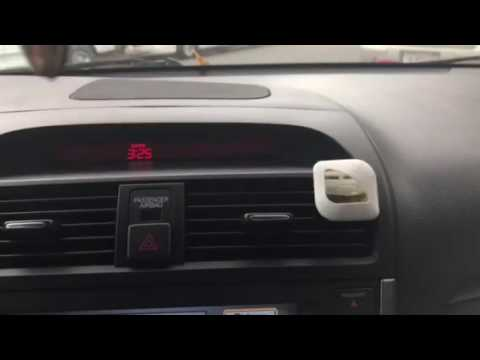 How to get the code for your radio/navy for a Acura 06-08