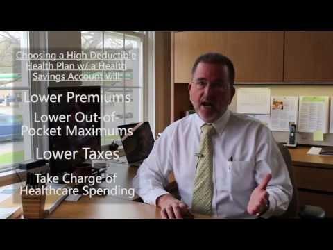 Choosing a High Deductible Health Plan with a Health Savings Account