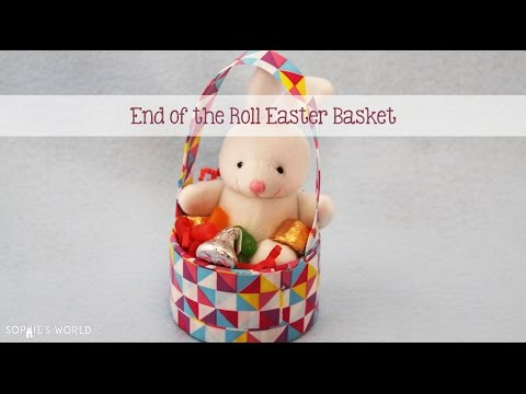Duct Tape End of the Roll Basket|Sophie's World