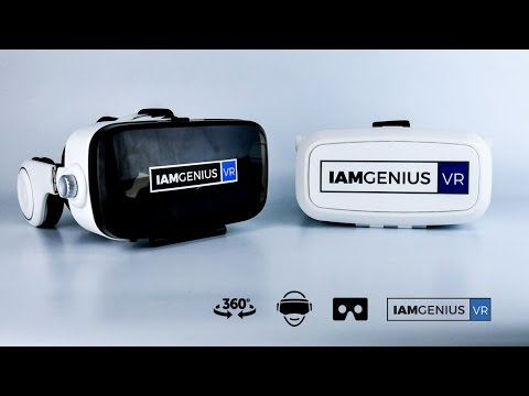 How to Experience 360 Video & Virtual Reality #iamgeniusVR