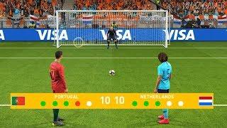 JUVENTUS FC vs PARMA | Penalty Shootout | PES 2019 Gameplay PC | C