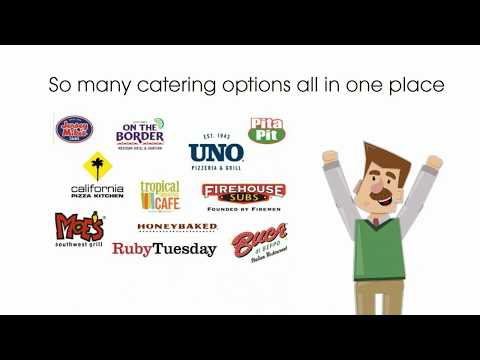 Cater Nation - Business Catering Marketplace