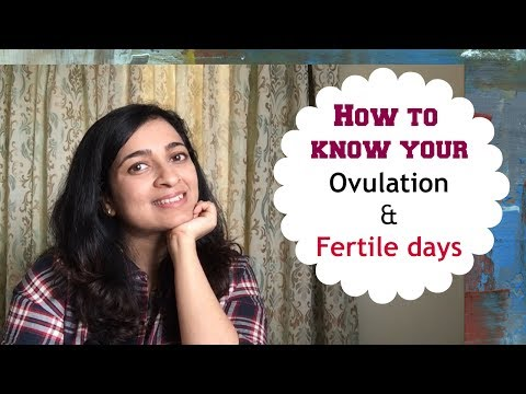 Tracking your periods- Ovulation and fertile days