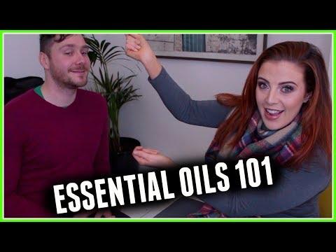 ESSENTIAL OILS 101! [Laura's Views]