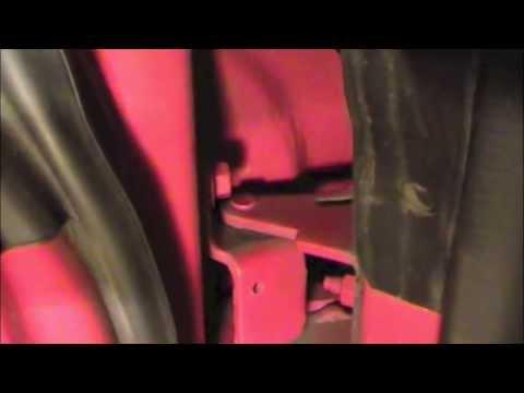 Door Hinge Pin & Bushing Repair - Ford Mustang ('94 - '04)