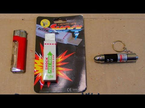 Chinese Electric Shock Toys (Prank Gadgets)