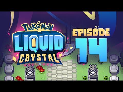 EVERYTHING IS DYING... - Pokémon Liquid Crystal Nuzlocke w/ Supra! Episode #14
