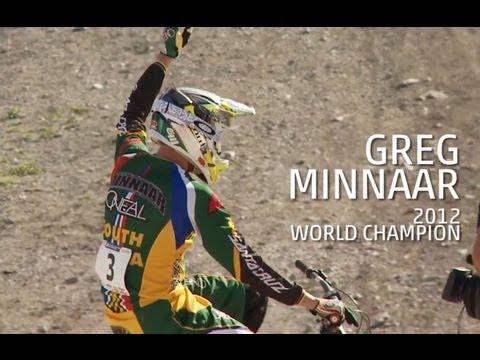 BIKESKILLS Instructor Greg Minnaar 2012 DH World Champion