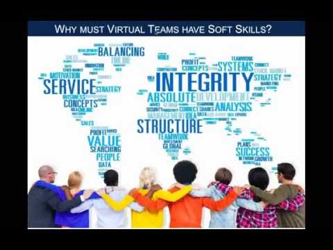 Scatterwork Guest: Why must Virtual Teams have Soft Skills?