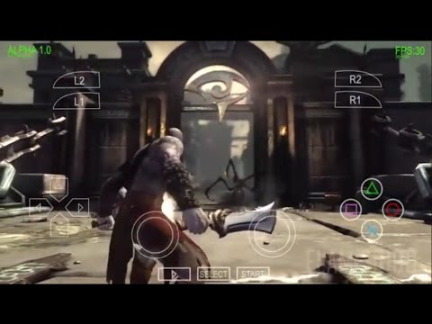 download god of war 3 for psp emulator