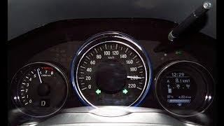 Honda WRV Top speed Test in off road