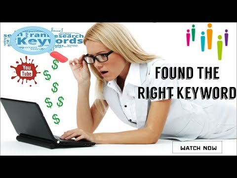 How To Make Money On Youtube Keyword Research