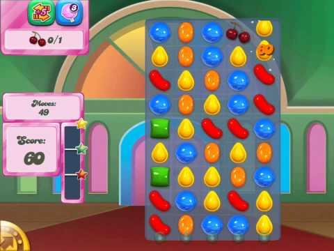 Candy Crush Saga [iOS] iPad Air HD -- EP6