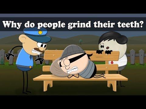 Why do people grind their teeth? | It's AumSum Time