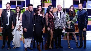Bollywood Stars And Their Wifes At Jeff Bezos' s Amazon Blue Carpet Event In Mumbai