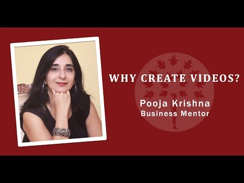 Why Entrepreneurs should create Video Content