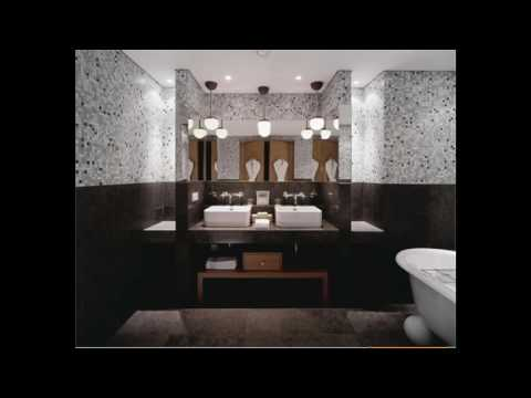 half bathroom designs