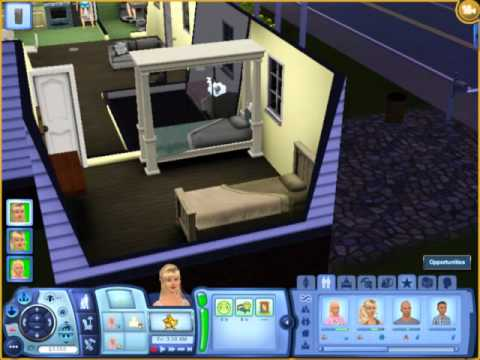 Sims 3 Ambitions:(Build-A-Room)
