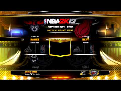 NBA 2K13: The Easiest Way to Get VC (Virtual Currency) Part 2