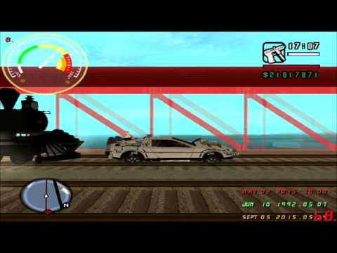GTA: San andreas back to the future KATT edition episode 12 (HD)