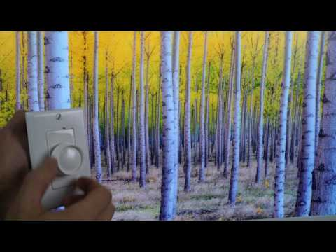 How It Works: Dimming an LED Printed Light Box Panel