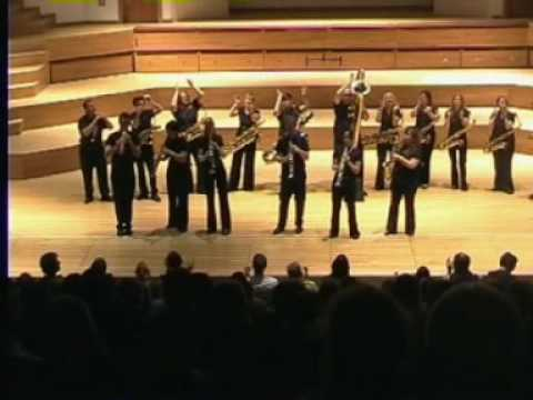 Shetland Sequence - National Saxophone Choir