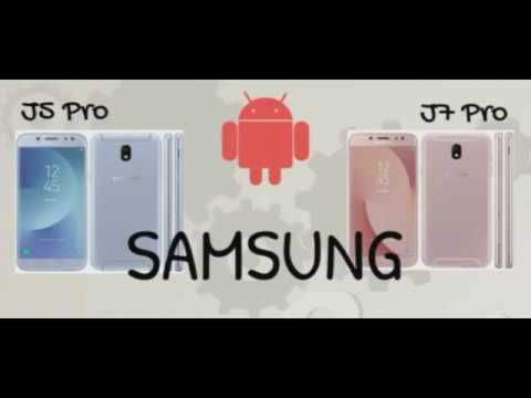 9 Differences between Samsung J5 Pro & J7 Pro | 9 Perbedaan