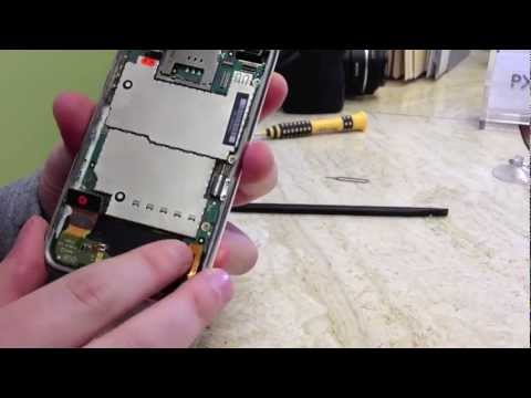 How to replace vibrator assembly in iPhone 3G 3GS.m4v