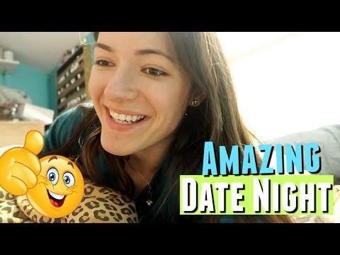I HAD AN AMAZING DATE NIGHT, I met a guy from OkCupid