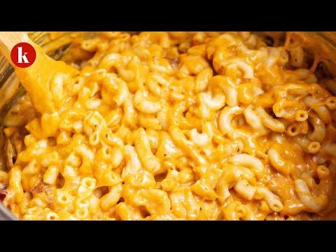 How to Make Stovetop Macaroni & Cheese