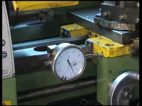 Metal Lathe Mod For Precision Cutting/Turning