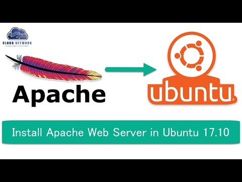 How to Install Apache Web Server in Ubuntu 17.10, Debian 8.3 & Linux Mint 17.3 Desktop (64-Bit)