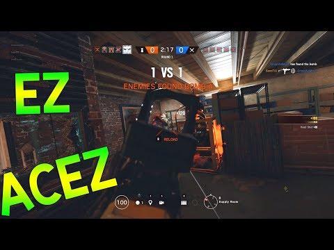 EZ ACEZ - Rainbow Six Siege