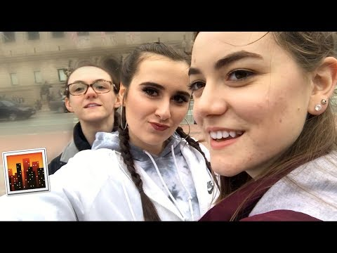 BOSTON VLOG w/ friendssss :)