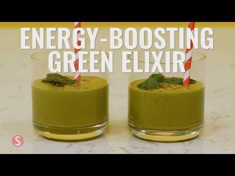 DIY Energy Boosting Elixir | SHAPE