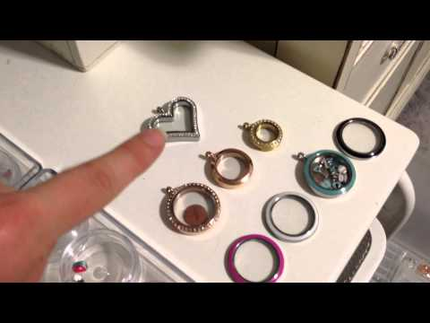 Origami Owl Locket Overview
