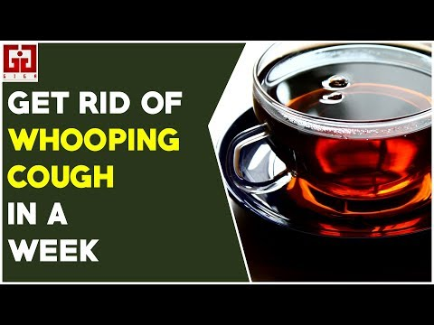 Get Rid Of Whooping Cough In A Week || Natural Home Remedies || English Health Tips || Giga Health