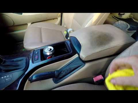 Best BMW Interior And Leather Cleaner