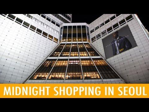 Midnight Shopping at Dongdaemun (KWOW#188)