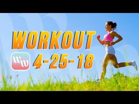 Workout 4-25-18